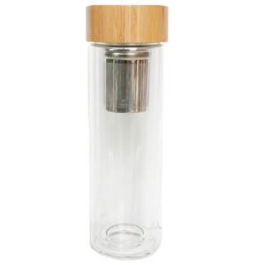 Image of   400 ml yummi yummi glasflaske thermoflaske