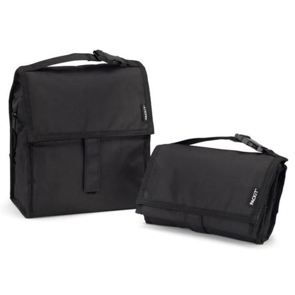 Packit Frysbar Lunch Bag køletaske - Sort