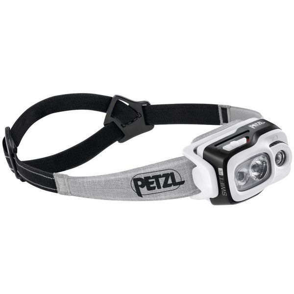 PETZL SWIFT RL Sort pandelampe