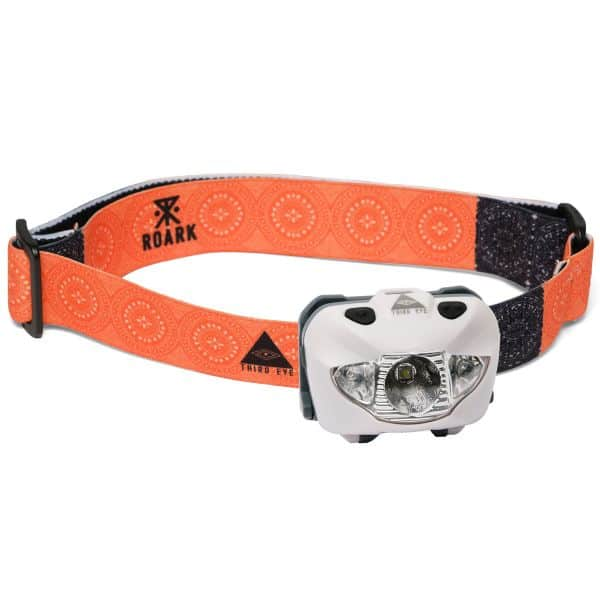 Third Eye Headlamps TE14 - Hvid - The Roark Revival